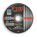Disque à tronçonner SEA Gamme F100 D125, épaisseur 1,6mm