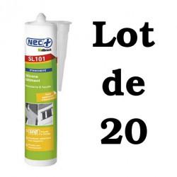 Silicone Bâtiment Nec+Illbruck SL101 X20