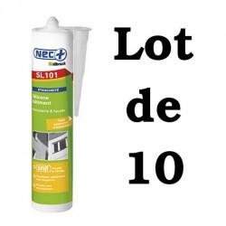 Silicone Bâtiment Nec+Illbruck SL101 X10
