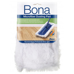 Pad Blanc anti-poussières Bona Electrostatique
