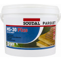 Colle à parquet Soudal MS-30 PLUS 18kg (3 x 6kg)