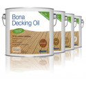 Bona Decking Oil pour terrasse en 2,5L