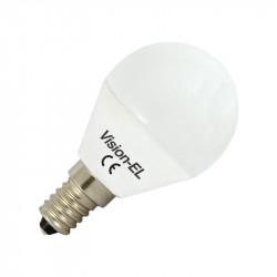 LED 4 WATT P45 BULB E14 3000°K CERAMIC DEPOLI BLISTER
