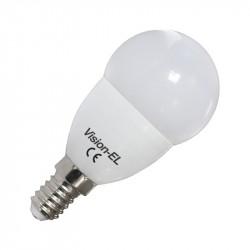 LED 6 WATT P45 BULB E14 4000°K DIMMABLE BOITE