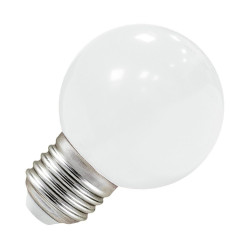LED 1 WATT BULB E27 3000°K DEPOLI BLISTER