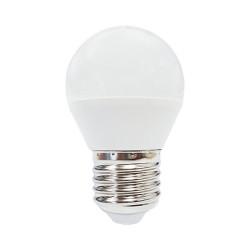 LED 4 WATT G45 BULB E27 3000°K CERAMIC DEPOLI BLISTER