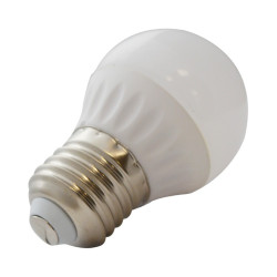 LED 6 WATT G45 BULB E27 4000°K BOITE