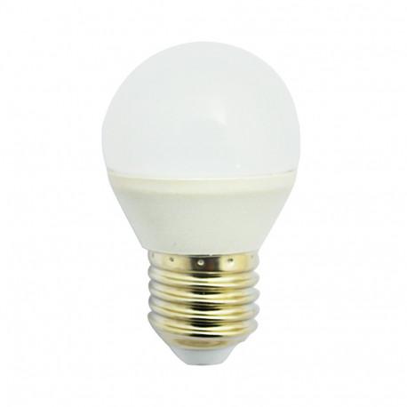LED 6 WATT G45 BULB E27 4000°K CERAMIC DEPOLI BLISTER 100-250V