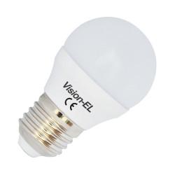 LED 6 WATT G45 BULB E27 3000°K DIMMABLE BOITE