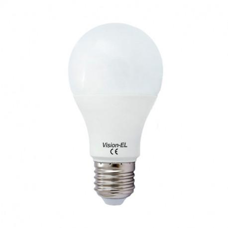 LED 6 WATT BULB E27 3000°K BLISTER
