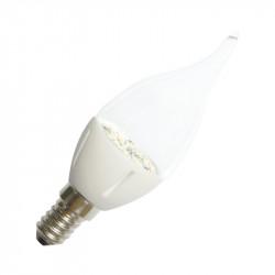LED 6 WATT COUP DE VENT CLAIR E14 2800°K DIMMABLE BLISTER