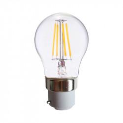 LED FIL COB G45 B22 4W 2700°K BLISTER