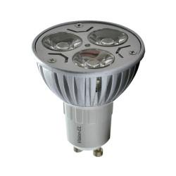 AMP Vision-EL LED 3 X 1 WATT GU10 3000°K BOI 45°