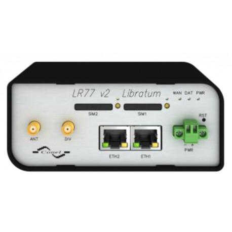 Routeur 4G CONEL LR77 v2 Libratum
