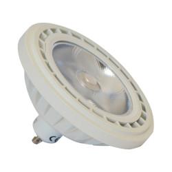 LED ES 111 GU10 BLANC 230V 12 WATT 4000°K BOITE