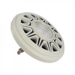 LED AR 111 G53 BLANC 12V AC/DC 12 WATT 6000°K BOITE