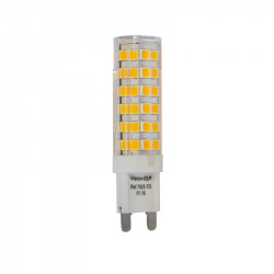 LED G9 5 Watt 3000°K 230 VOLT BOITE