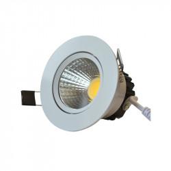 LED 5 WATT COB SPOT PLAFOND 6000°K BOITE