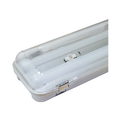BOITIER ETANCHE LED INTEGREES 4000°K 80 Watt IP65 1530 x 110 (4)