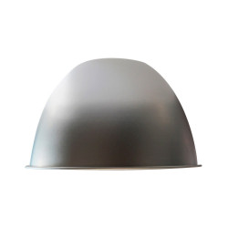 REFLECTEUR LAMPE MINE CLOCHE 60° ALU