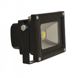 PROJECT LED VISION-EL 230 V 10 WATT 6000°K NOIR IP65