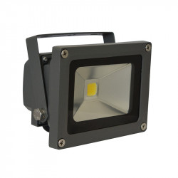 PROJECT LED VISION-EL 230 V 10 WATT 4000°K GRIS IP65