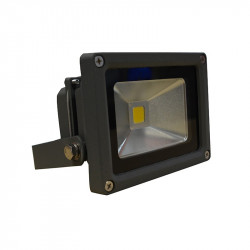PROJECT LED VISION-EL 230 V 10 WATT 3000°K GRIS IP65
