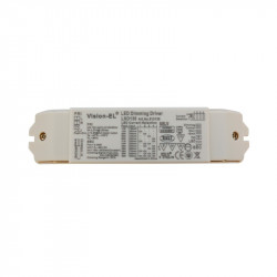 ALIM LED VISION-EL 100-240V DALI PUSH 42W 180-900mA IP20
