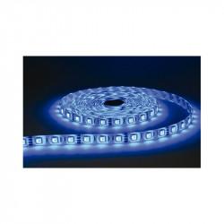 BANDE LED COULEURS 5 M 30 LEDS ET 7,2 W / M IP67 12V SILICON