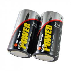 PILES LR14 SUNDEX PACK X 2 SUPER ALCALINES 6-12