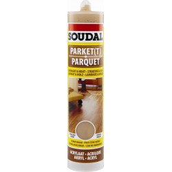 Joint parquet Soudal 300ml