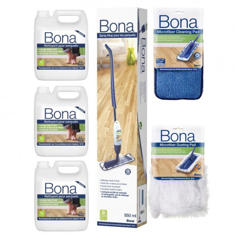 Bundle Bona Spray Mop