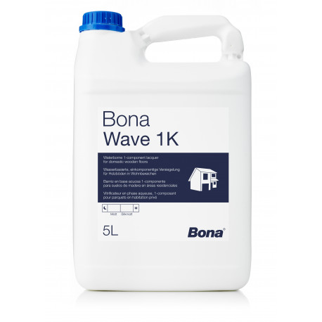 Bona Wave 1K Vitrificateur Monocomposant