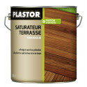 Saturateur terrasse Plastor